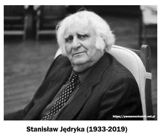 Stanisław Jędryka nie żyje