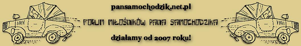 PanSamochodzik.net.pl Strona Główna